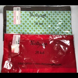 Thirty-One Scarves (2) New in Package